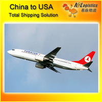 professional airfreight forwarding to New York