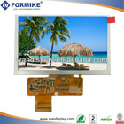 "5"" TFT LCD Module with 800x480 resolution"