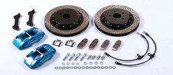 Big Brake Kits - Small 6P330 Rear performance brake system