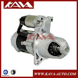 Mitsubishi 6D20A,6D22,SK09,SK400 starter motor for T850 FP418 D202KL, Lester 18243