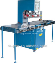 HF welding machine for PVC, PS, PET, APET, PETG, and GAG packaging