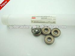Original Japan NSK abec bearing deep groove ball bearing 608z bearing
