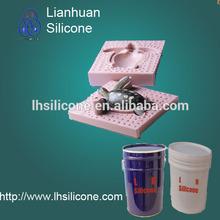 Silastic RTV 3481, Liquid Silicone pu crafts GRC, concrete, craft, gift duplication