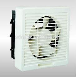 Exhaust fan with mesh (plastic+metal ventilating fans)