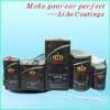 Nitrocellulose or Acrylic Car Refinish Matte White Paint