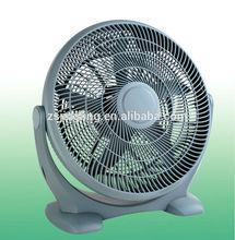 "20"" plastic round floor fan"