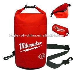Hot sale 20L cylinder waterproof dry bag