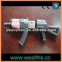 PVC Rifle Gun USB 2.0 Drive