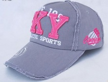 2012 fashion applique poland cap
