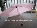 super mini luz 5 paraguas plegable