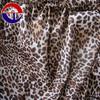fashion leopard print imitated silk chiffon fabric