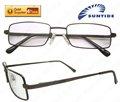 luxo completo aro vogue armações de óculos