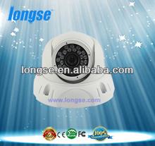 "1/3"" SONY 1.3 Megapixel Sensor, 720P, 1000TVL Fixed Lens Dome Cameras longse cctv camera LIRDRSFP"