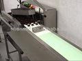 ES200 kleine schokolade beschichtungsanlage