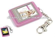 "USB 1.5"" Digital Photo Frame With Keychain Cheap Factory"
