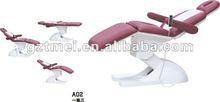 salon use massage bed vibrating motor
