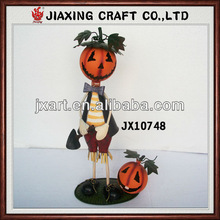 handmade metal halloween in easter day