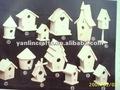 Eco - friendly madeira casa do pássaro