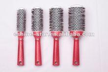 2012 round rolling hair brush set