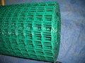Acero recubierto de pvc de malla de alambre del panel/soldada de malla de alambre del panel