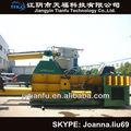 ( tfkj) y81/f-4000d hidráulica de chatarra de cobre de la máquina del compresor