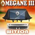 De WITSON RENAULT MEGANE AUTO DVD GPS incorporado Bluetooth