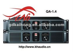 2 channel pro power amplifier high power and good quality QA-1.4