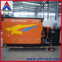 YHLBX5.0 Gas Electric heating asphalt paving hot box