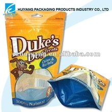 Pomotion laminated plastic horse feed packing bags printing with window
