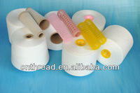 spun yarn for sewing thread