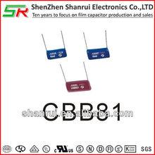 capacitor epcos price for polypropylene film foil capacitor CBB13(PPN)