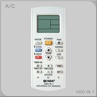 universal air conditioner remote control 1000 in 1