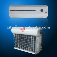 24000btu wall split hybrid solar air conditioner