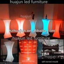lighting table/lighting stool/outdoor christmas lighted tables