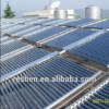 2012 Hot Sell Unpressurized Vacuum Water Solar Collector (CE&OEM)