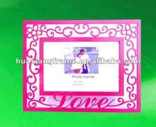 MDF photo frame, MDF carved photo frame, MDF picture frame