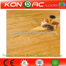 Just bamboo! CE Natural Strand Woven bamboo flooring,bambu