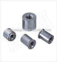 Fast steel C12L14 Grounding Nut