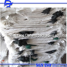 woven pp rice bags 100kg 50kg 25kg China pp woven bag factory