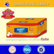QWOK Chicken bouillon (Famous Brand in Africa)10x60x12