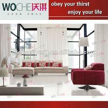 2012 new style fabric sofa furniture(WQ8928)