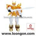 Figuras de acción del gundam del juguete del modelo del edificio de LOONGON