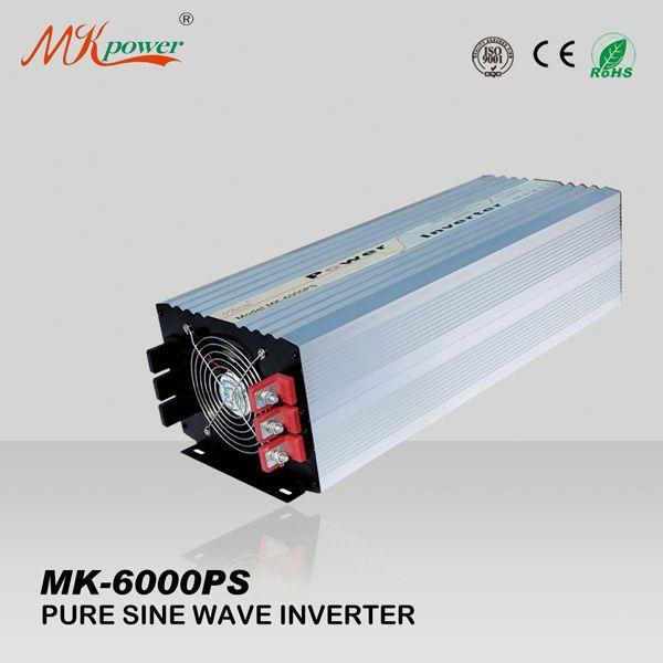 6000w pura onda senoidal de tensão do conversor( mk- 6000ps)