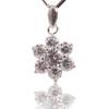 925 silver chain necklace Small beautiful pendant