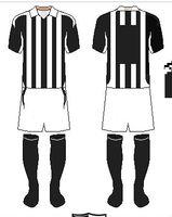 2013 newest custom sublimation soccer shirt