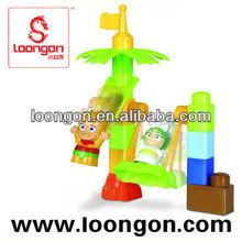 LOONGON Enlighten Brick Toys MONKEY KING Toy Bricks