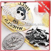 metal fashion custom wholesale belt buckle