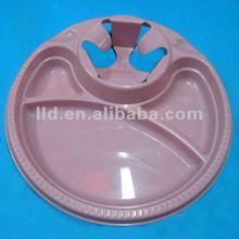 102063 Plastic easy utensil cup holder trays