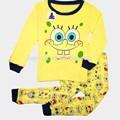 حار مبيعات 100% الكورية تصميم ملابس الطفل القطن الطباعة من الصين