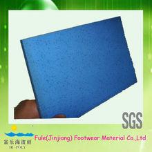 recycled breathable polyurethane foam block